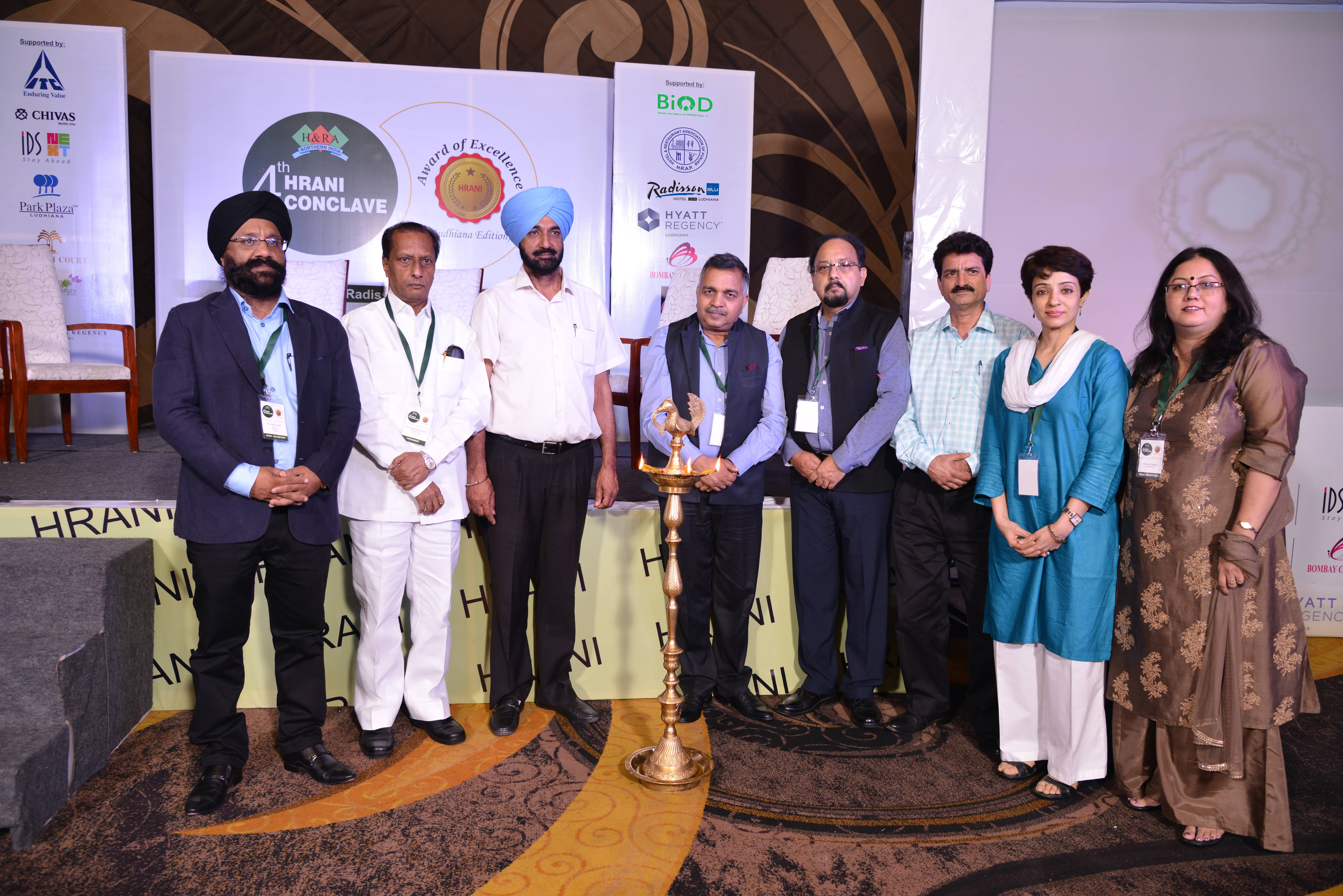 HRANI holds 4th Conclave in Ludhiana